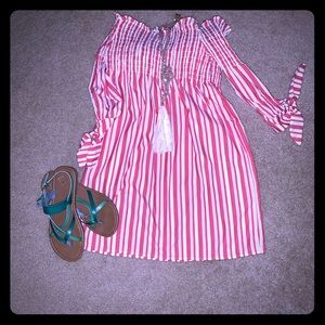 Dresses & Skirts - Size small off the shoulder dress